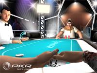 PKR Poker Screenshot
