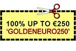Golden Euro Casino Coupon Code